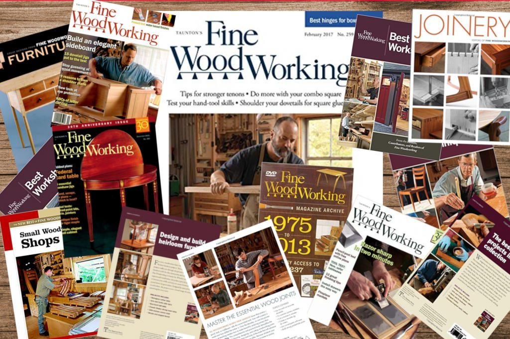 Fine Woodworking Of Woodworking